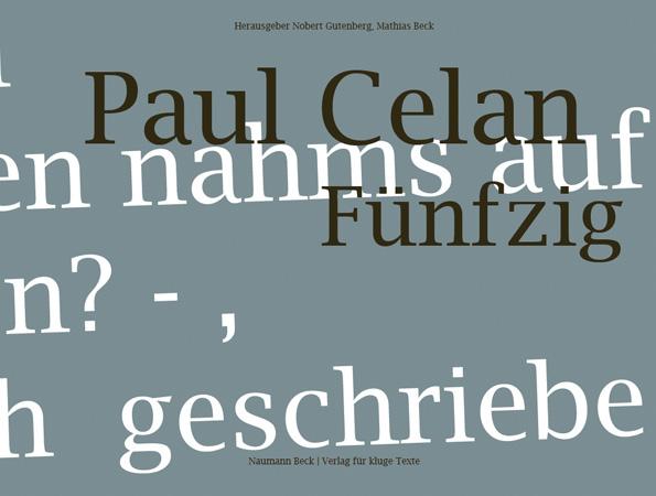 Paul Celan - 50